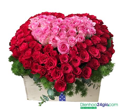 ... nên tặng hoa gì, nhất là ngày quốc tế phụ nữ 8/3. Sau đây Điện hoa 24h  sẽ tươ vấn cho bạn cách chọn hoa tặng ngày quốc tế phụ nữ cho bạn gái nhé!
